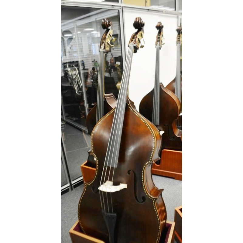Vienna Strings Hamburg Handcraft Bass - Floor Demo Model