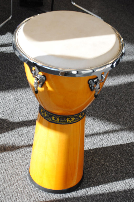 XS Percussion - Solid Wood Djembe