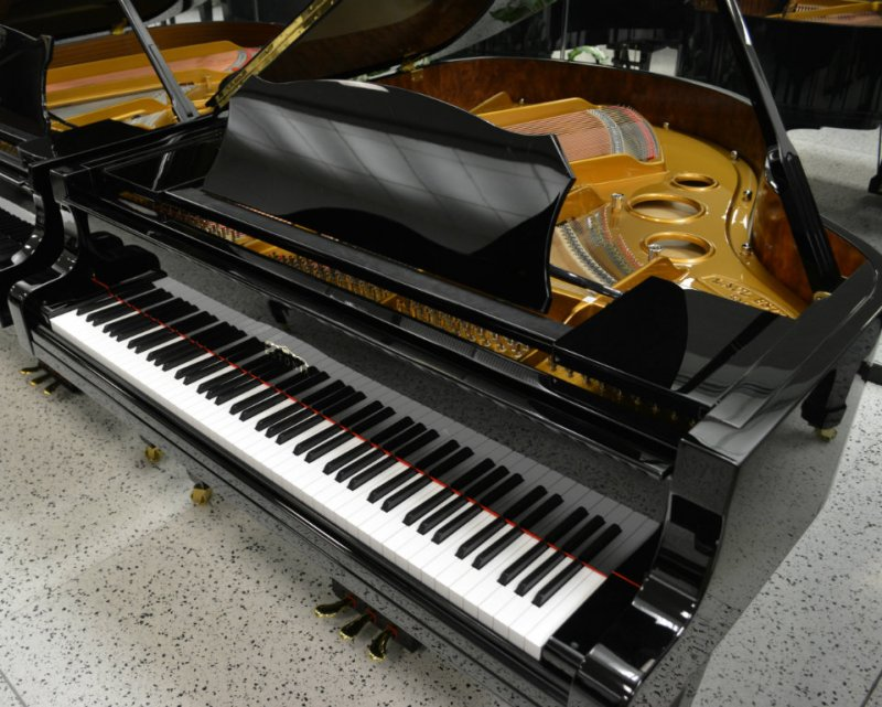"Estonia Baby Grand - 5'6"" Floor Model"