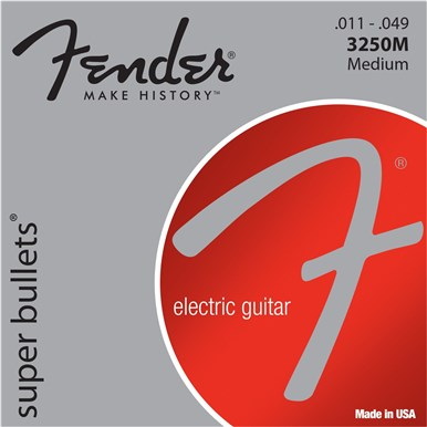 FENDER?? 3250 SUPER BULLETS?? .011-.049 - 3250M