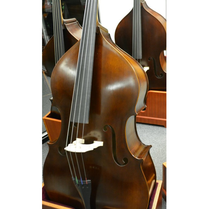 Vienna Strings Frankfurt Bass Old German Violin Corners