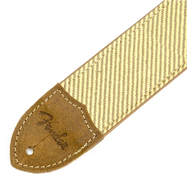 Fender?? Deluxe 2 Inch Tweed Guitar Strap - Tan