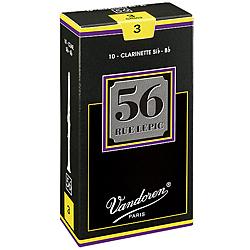 Vandoren 56 Rue Lepic Clarinet Reeds