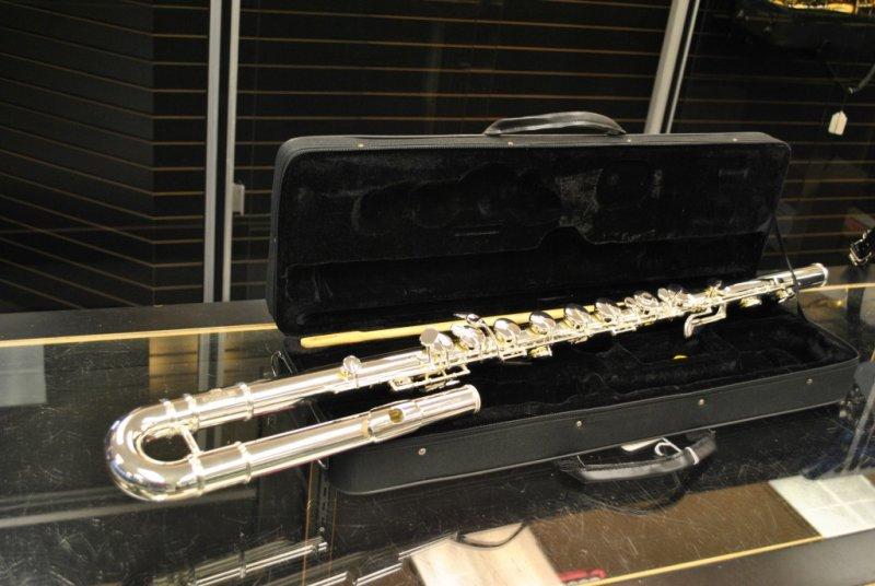 Schiller Bass Flute