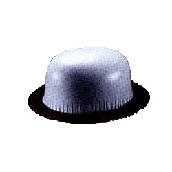 Humes & Berg Derby Hat/Mute