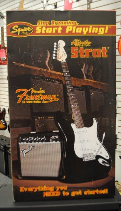 Fender Strat Pack [Demo Model]