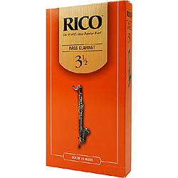 Rico Alto Clarinet Reeds - Box of 25