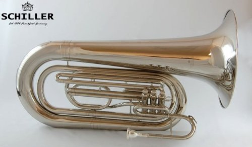Schiller Professional Field Series BBb Marching Tuba