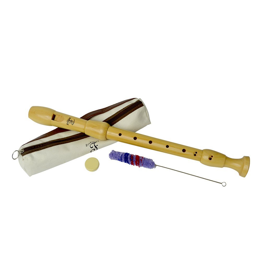 Frederick Wood Alto Recorder - Two Tone - Key of F