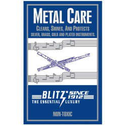 Blitz 303 Metal Care Silver Polishing Cloth