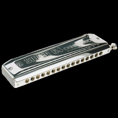 Hohner Chromatic Super 64 Chromonica Harmonica