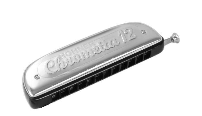 Hohnor Chromatic Hamonica Chrometta 12