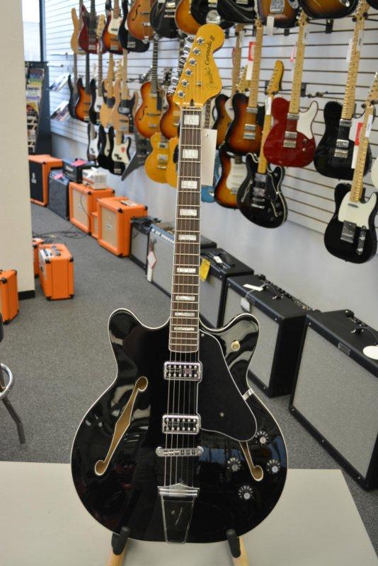 Fender Coronado Semi-Hollowbody Electric Guitar
