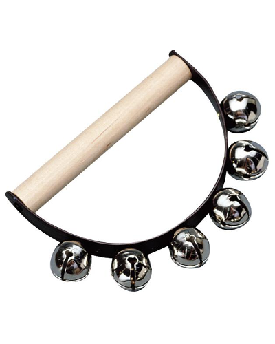 Hohner S4033 Handle Sleigh Bell