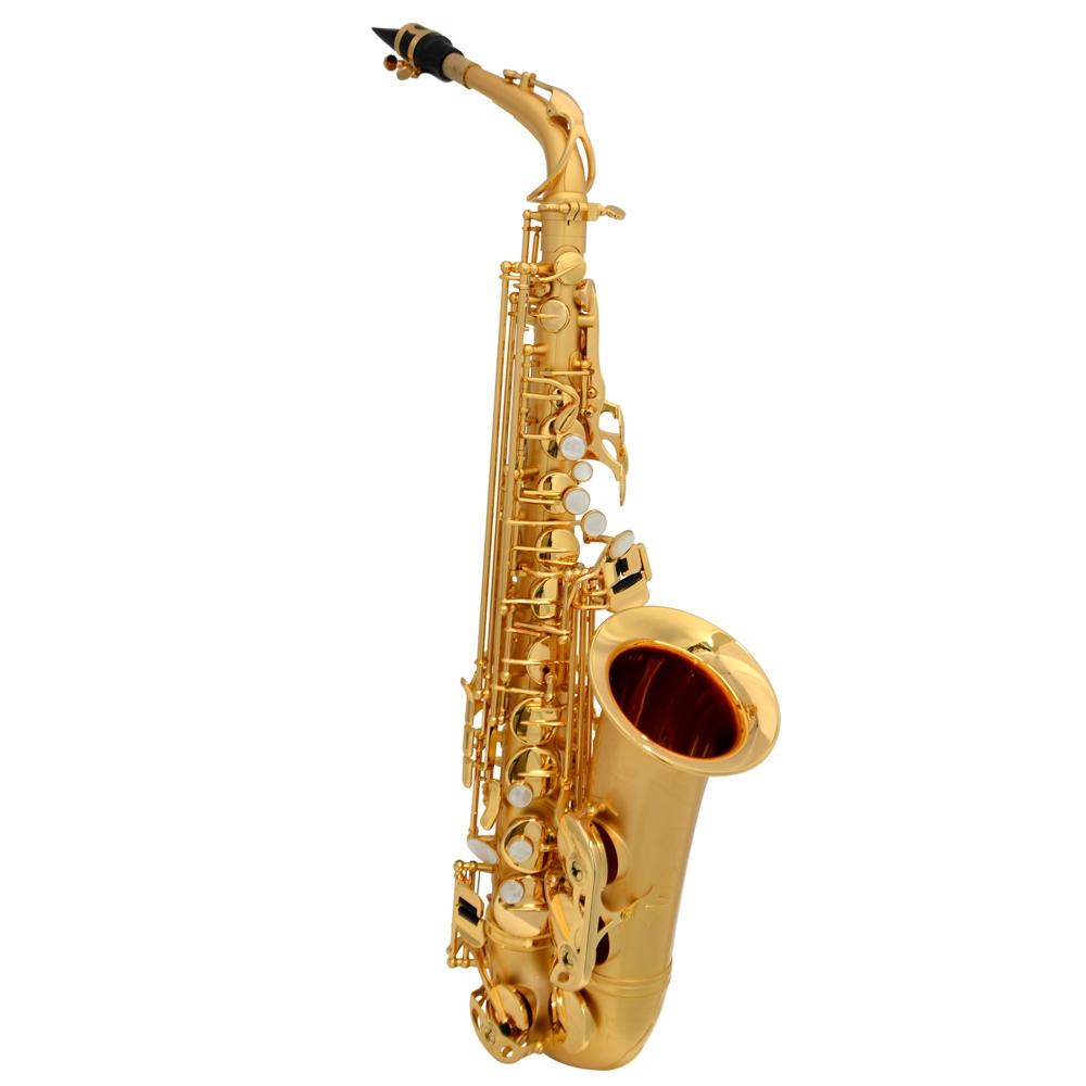 Schiller La Première Alto Saxophone - Gold Satin