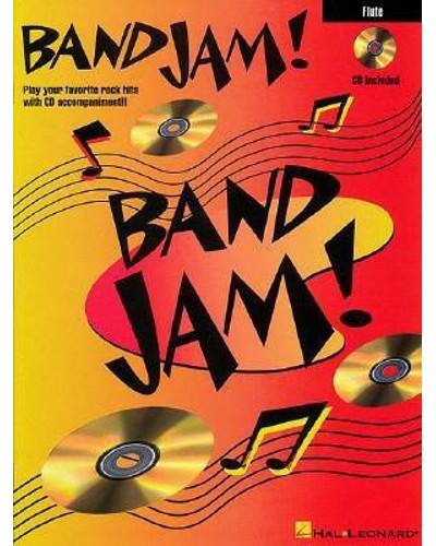 Band Jam for Flute Book and CD
