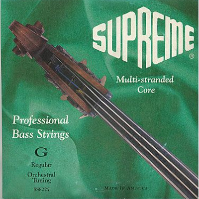 Supreme Orchestral Tuned Bass Strings