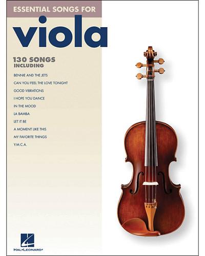 Essential Songs for Viola