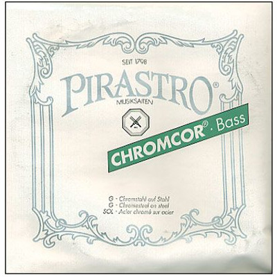 Pirastro Chromcor Bass Strings