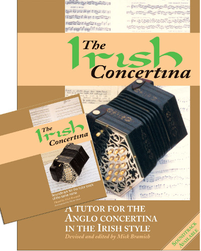 The Irish Concertina Book and CD
