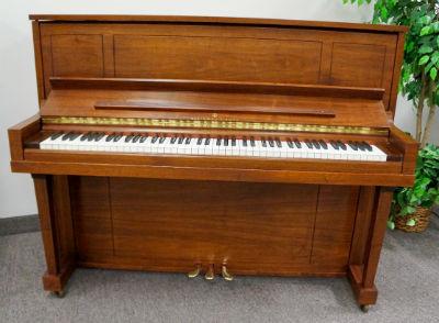 Steinway K274 Upright Piano