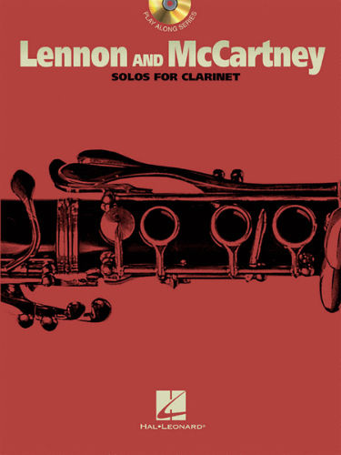 Lennon and McCartney Solos for Clarinet Book and CD