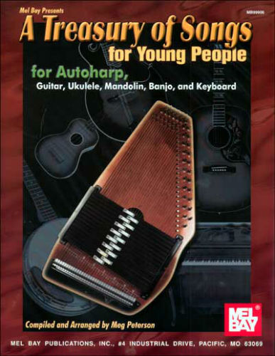 Treasury of Songs for Young People for Autoharp