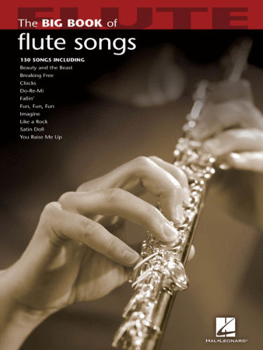 The Big Book of Flute Songs