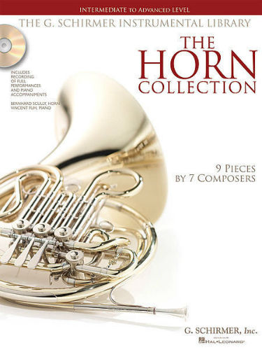 The Horn Collection Book and CD