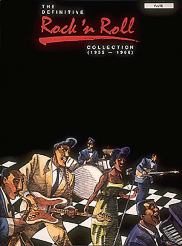The Definitive Rock n Roll Collection for Flute