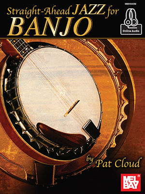 Straight-Ahead Jazz for Banjo Book + Online Audio