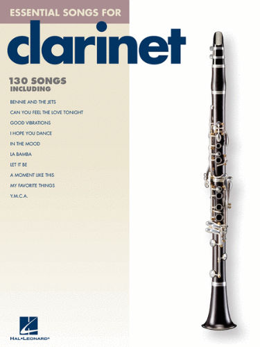 Essential Songs for Clarinet
