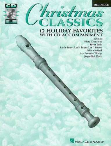 Christmas Classics for Recorder