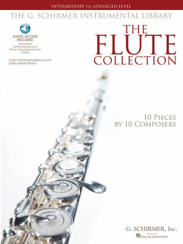 The Flute Collection Book and CD