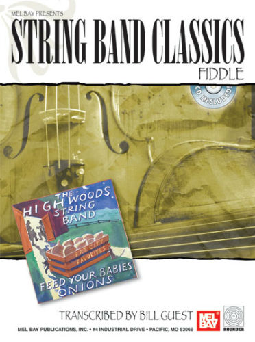 String Band Classics for Fiddle Transcripts and CD