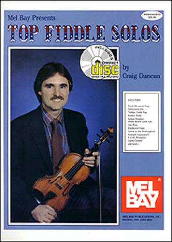 Top Fiddle Solos Book and CD