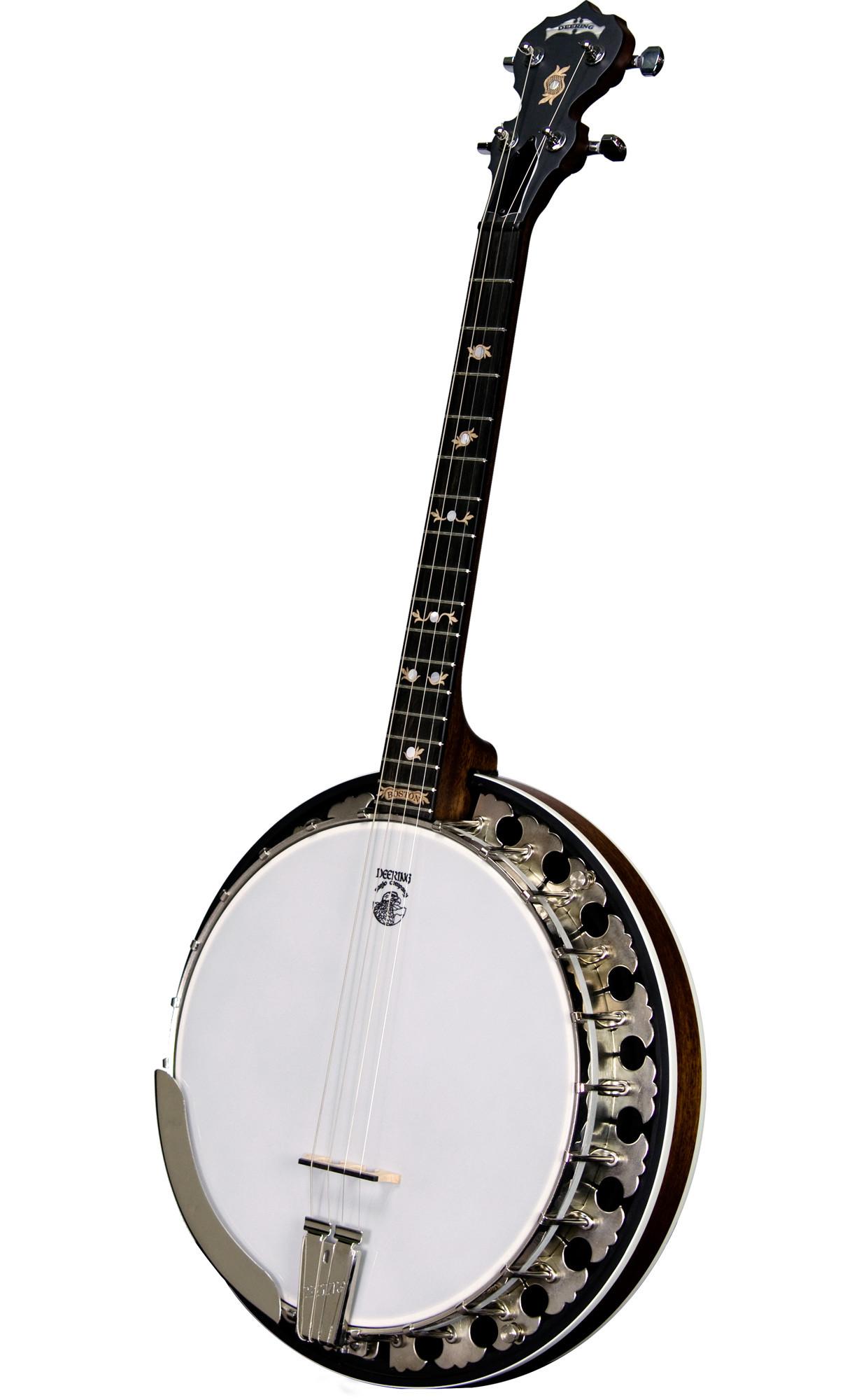 Deering Boston™ 17-Fret Tenor Banjo