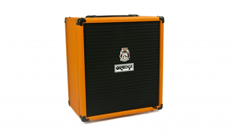 Orange CR50BXT Crush Pix Combo Bass Guitar Amp