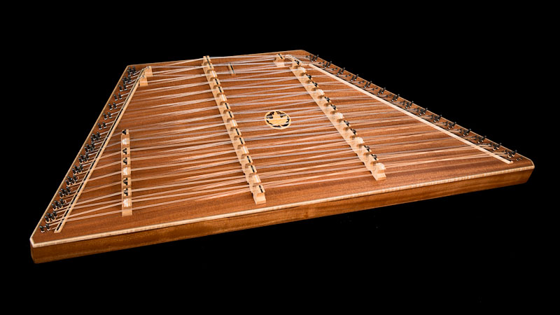 Dusty Strings D550 Hammered Dulcimer