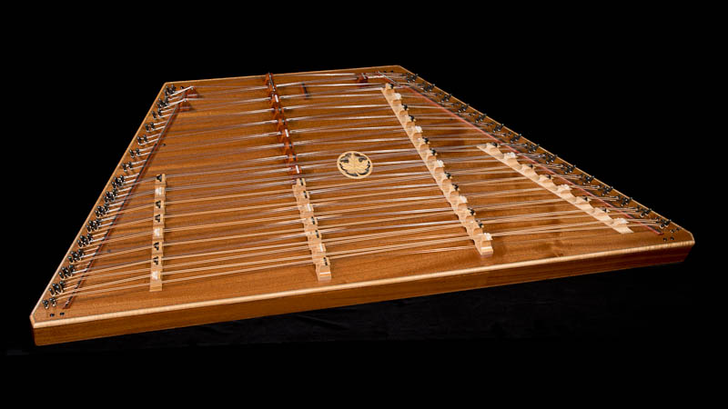 Dusty Strings D570 Hammered Dulcimer