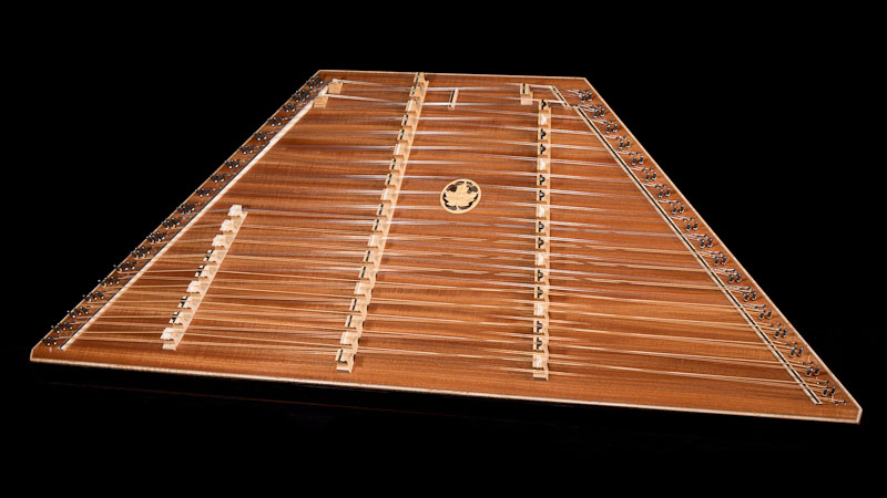 Dusty Strings D650 Hammered Dulcimer