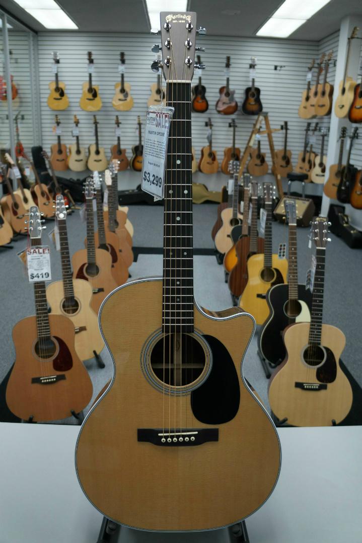Martin GPC28E Acoustic Guitar