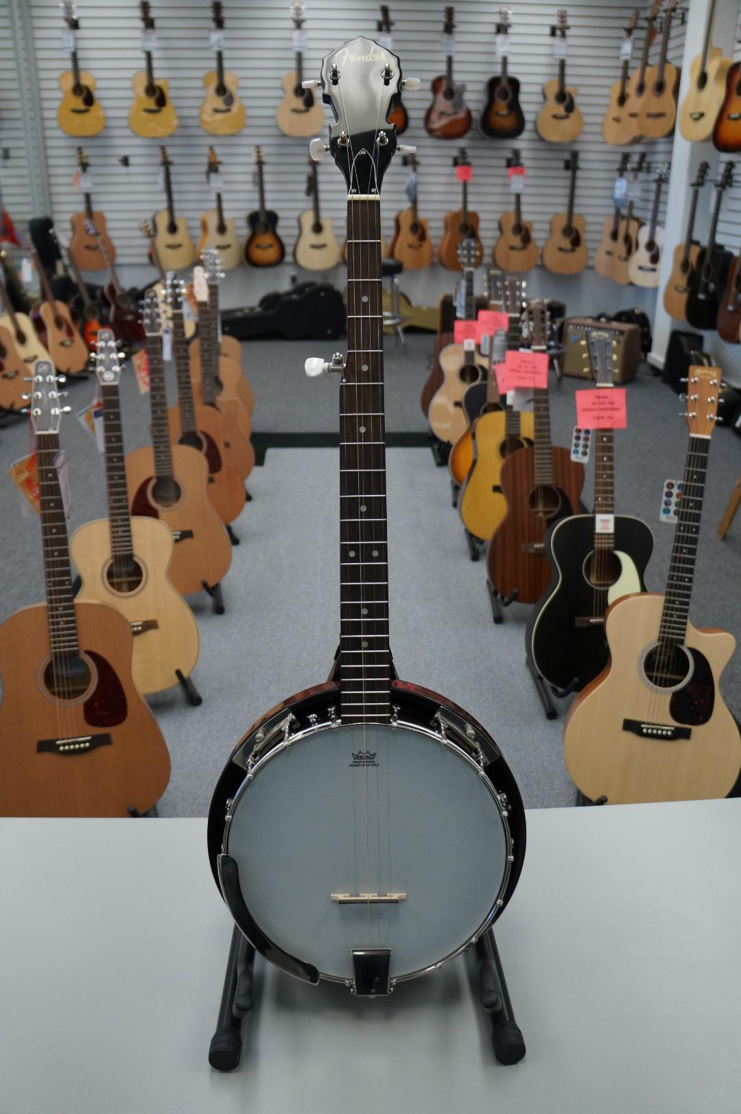 Fender® FB-55 Concert Tone 55 Banjo