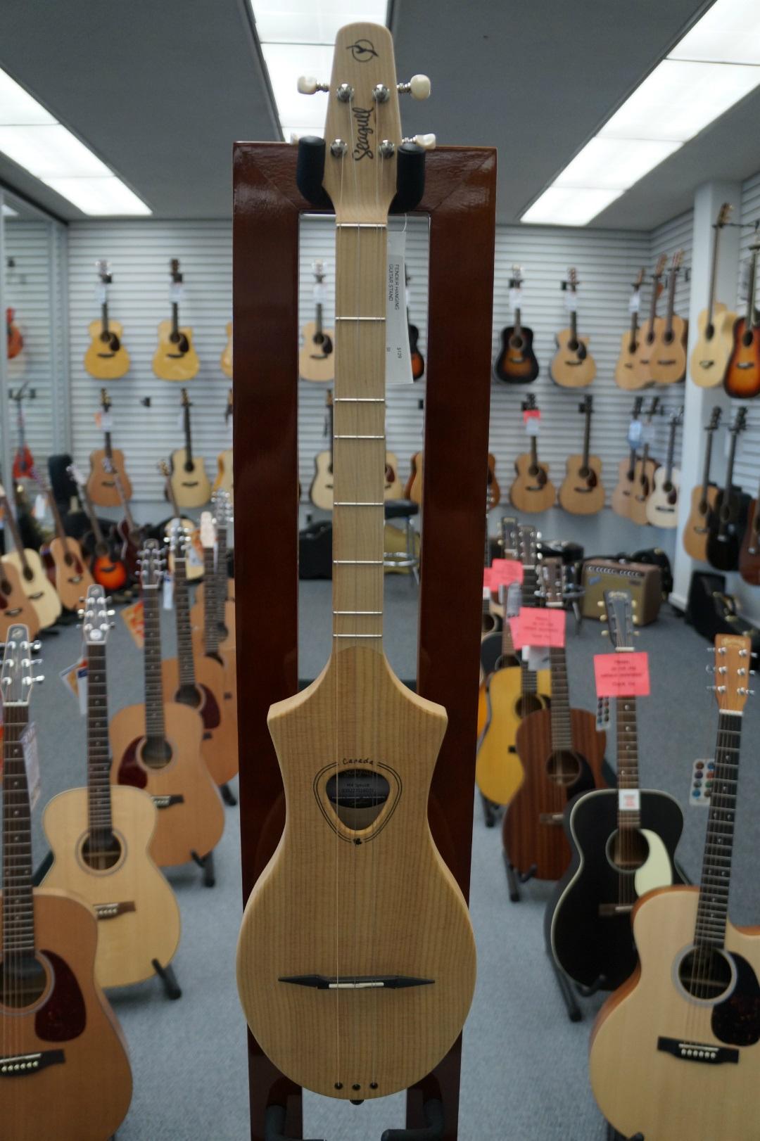 Seagull Guitars Merlin Mountain Dulcimer - Natural