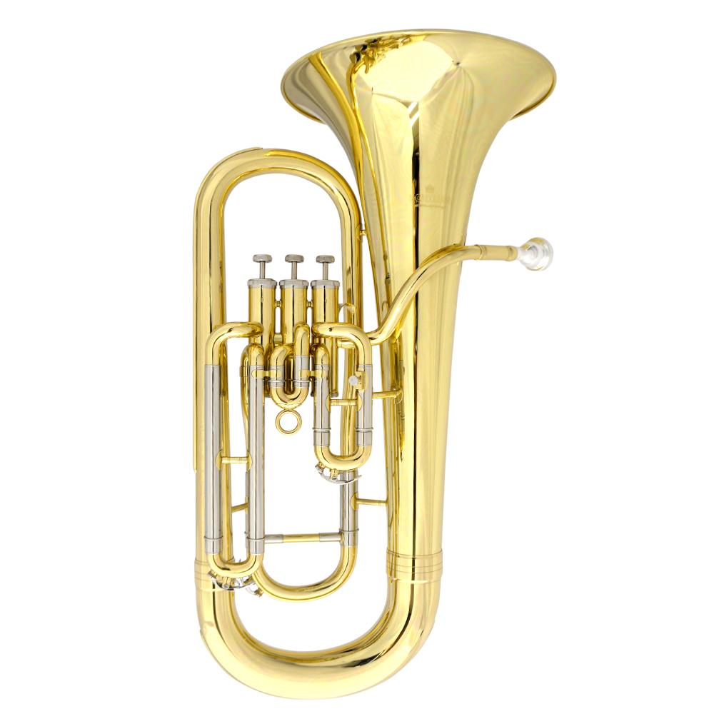 Schiller Elite III Euphonium - Gold Lacquer