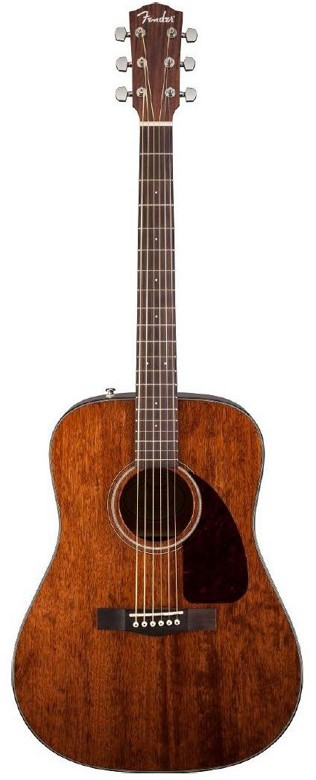 Fender CD-140S Mahogany Acoustic Guitar