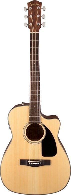 Fender CF-60CE Folk Acoustic-Electric Guitar