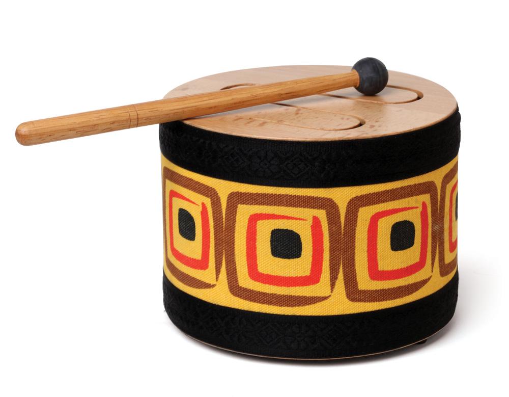 Hohner HO825 Wood Tone/Slit Drum