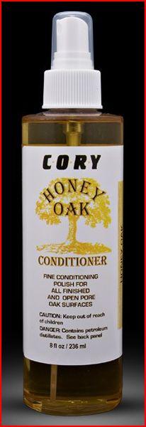 Cory Honey Oak Polish