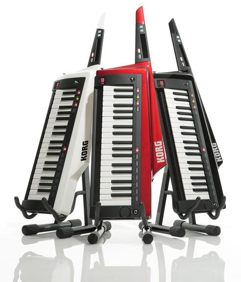 Korg - RK100S 37-Note Keytar - Black